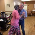 No shortage of dancing happening here